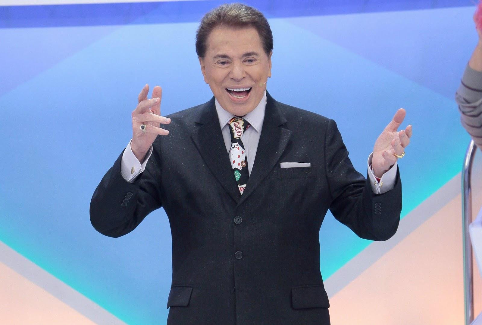 e8afc7f992 O apresentador Silvio Santos é eleito o homem mais admirado do Brasil –  Foto  Divulgação